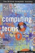 Glossary Computing Terms - British Computer Society - Paperback - 8TH