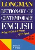 Longman Dictionary of Contemp.english