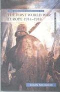 Longman Companion to the First World War Europe, 1914-1918
