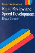 Rapid Review and Speed Development Pitman 2000 Shorthand