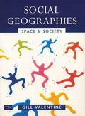Social Geographies Space and Society