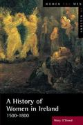 History of Women in Ireland, 1500-1800