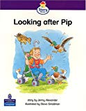 Looking after Pip Story Street Emergent stage step 5 Storybook 45 (LITERACY LAND)