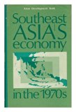 South East Asia's Economy in the 1970's