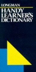 Longman's Handy Learner's Dictionary