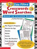 50 Fun-Filled Crosswords and Word Searches Based on Favorite Books