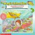Magic School Bus Takes a Dive A Book About Coral Reefs