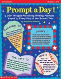 Prompt-a-Day! (Grades 3-6)