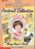 Mary Anne's Book: (The Baby-Sitters Club: Portrait Collection Series) - Ann M. Martin - Pape...