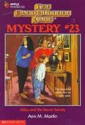 Abby and the Secret Society: (The Baby-Sitters Club: Mystery Series #23) - Ann M. Martin - P...