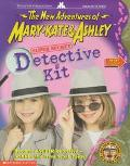 Super Secret Detective Kit : Become a Super Detective-Just Like the Trenchcoat Twins