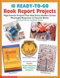 10 Ready-To-Go Book Report Projects