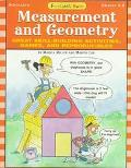 Measurement and Geometry (Grades 4-8): Great Skill-Building Activities, Games, and Reproduci...