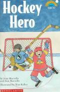 Hockey Hero (Hello Reader! Series) - Jean Marzollo - Paperback