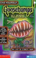 Lost in Stinkeye Swamp (Give Yourself Goosebumps Series #24) - R. L. Stine - Paperback