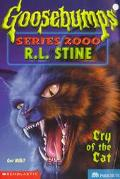 Cry of the Cat (Goosebumps 2000 Series #1) - R. L. Stine - Paperback
