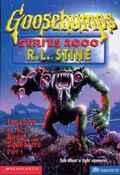 Invasion of the Body Squeezers Part 1(Goosebumps 2000 Series #4) - R. L. Stine - Paperback