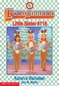 Karen's Little Sister: (The Baby-Sitters Club: Little Sister Series #6)