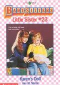 Karen's Doll: (The Baby-Sitters Club: Little Sister Series #23)