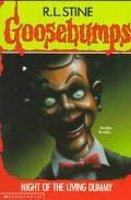 Night of the Living Dummy (Goosebumps Series)