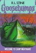 Welcome to Camp Nightmare (Goosebumps Series #9)