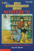 Mary Anne and the Library Mystery: (The Baby-Sitters Club: Mystery Series #13)