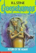 Return of the Mummy (Goosebumps Series #23)