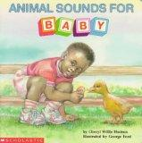Animal Sounds for Baby (What-a-Baby Board Books)