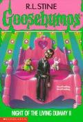 Goosebumps:night of Living Dummy 2