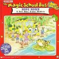 The Magic School Bus Hops Home: A Book About Animal Habitats (Magic School Bus Series)