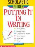 Putting It in Writing