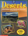 Deserts Information and Hands-On Activities