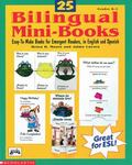 25 Billingual Mini-Books (Grades K-2)