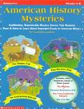 American History Mysteries Spellbinding Reproducible Mystery Stories That Students Read & So...
