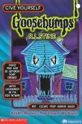Escape from Horror House (Give Yourself Goosebumps Series #37) - R. L. Stine - Paperback