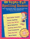 25 Super-Fun Spelling Games
