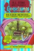 Tick Tock, You're Dead! (Give Yourself Goosebumps Series #2)