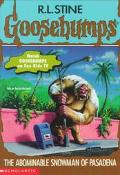 The Abominable Snowman of Pasadena (Goosebumps Series #38)