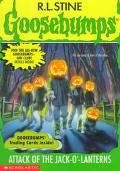 Attack of the Jack-O'-Lanterns (Goosebumps Series #48)