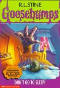 Don't Go To Sleep! (Goosebumps Series #54)