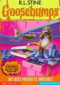 My Best Friend Is Invisible (Goosebumps Series #57)