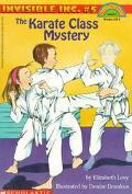 Karate Class Mystery
