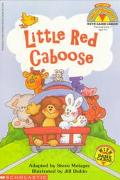 The Little Red Caboose (My First Hello Reader! Series) - Jill Dubin - Paperback