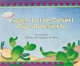 Listen to the Desert/oye Al Desierto Big, BIG Sook