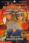 Case of the Volcano Mystery (Adventures of Mary Kate and Ashley Series)
