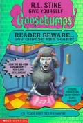 Please Don't Feed the Vampire! (Give Yourself Goosebumps Series #15) - R. L. Stine - Paperback