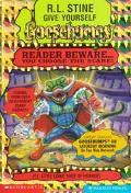 Little Comic Shop of Horrors (Give Yourself Goosebumps Series #17) - R. L. Stine - Paperback