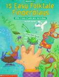 15 Easy Fingerplays - Bill Gordh - Paperback
