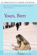 Yours, Brett