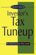 Investors Tax Tuneup It's What You Keep That Counts